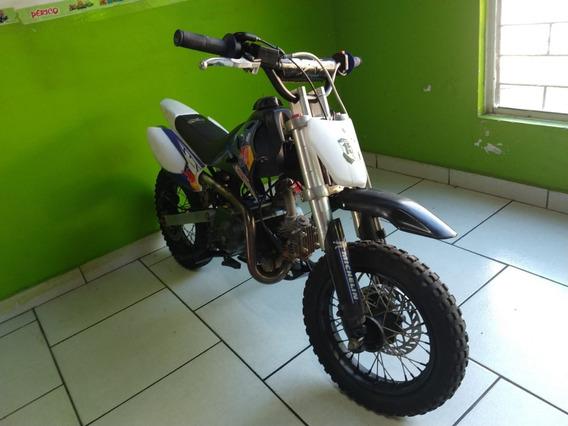 Moto Cross Mxf 90cc 4 Tempos Semi Nova