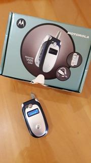Celular Motorola V555 Gsm Gprs Fone Bluetooth Cabo Dados Usb