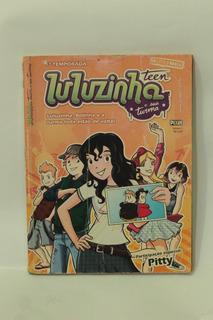 Hq Luluzinha Teen E Sua Turma N°1 Editora Media Pixel Mangá!