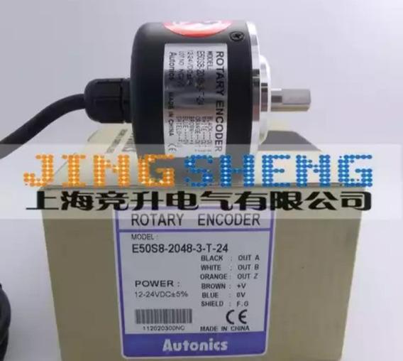 Codificador Rotativo E50s8-2048-3-t-24 100% Novo & Original