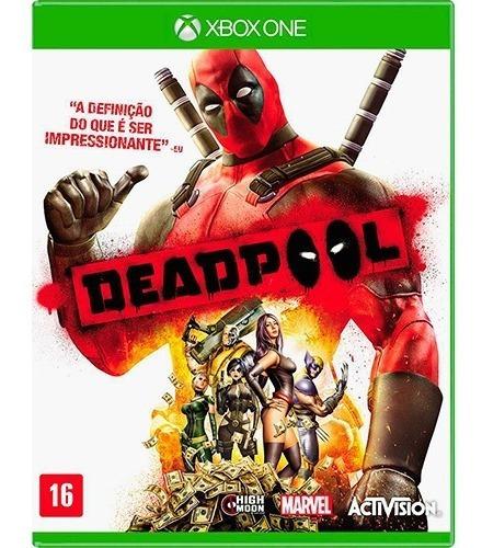 Deadpool - Xbox One Mídia Física Rcr Games