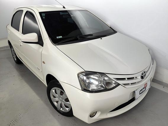 Toyota Etios 1.3 16v Flex 4p Manual 2014/2014