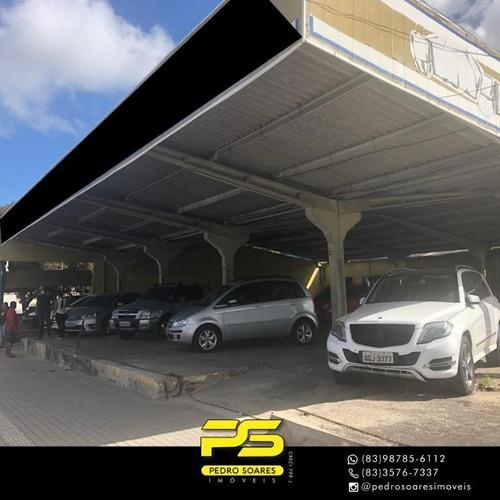 Imagem 1 de 4 de Ponto Para Alugar, 720 M² Por R$ 15.000/mês - Torre - João Pessoa/pb - Pt0046