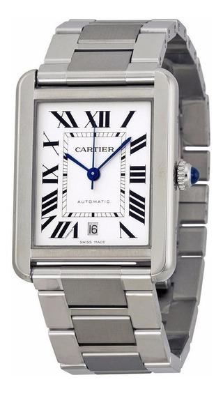 Reloj Cartier Tank Solo Automatico Unisex W5200028