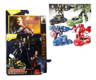 Transformers Thor Juguetería Figura Avengers Juguetes