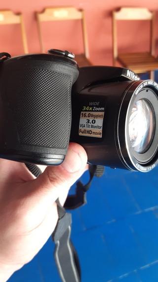 Camera Semi Profissional Nikon L830