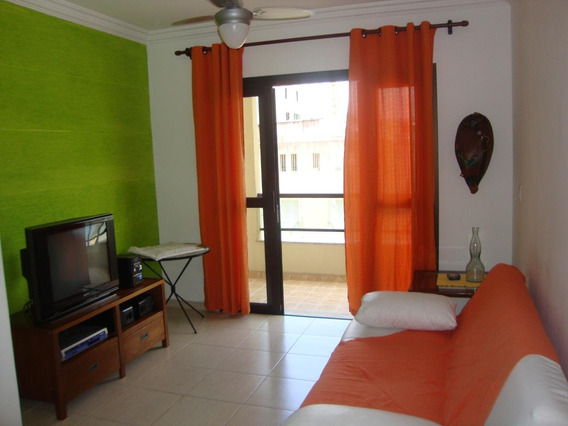 Apartamento Em Balneário Cidade Atlântica, Guarujá/sp De 114m² 3 Quartos À Venda Por R$ 390.000,00 - Ap615023