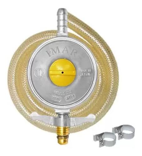Regulador De Gás 2kg/h 2000/05 Com Mangueira 1,25m - Imar