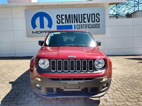 Jeep Renegade 3p Sport L4/1.8 Aut