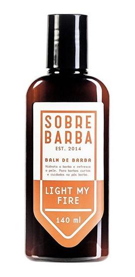 Balm De Barba Light My Fire Sobrebarba 140ml