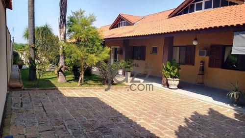 Chácara Com 7 Dormitórios À Venda, 1485 M² - Condomínio Chácaras Flórida - Itu/sp - Ch0455