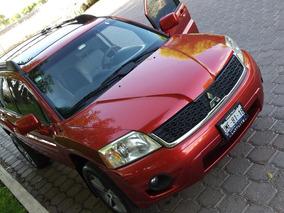Mitsubishi Endeavor Limited Aa Piel Cd Ee At 2009