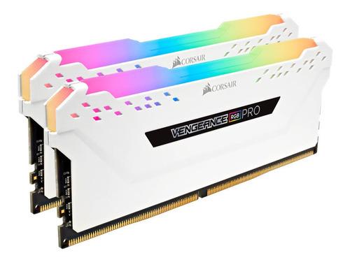 Memoria Ram Corsair Vengeance Rgb Pro 32gb 2x16gb 3200 Mhz