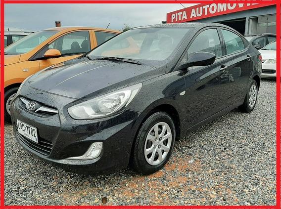 Permuto,financio Hyundai Accent 2014