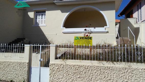 Casa A Venda No Bairro Centro Em Carmo De Minas - Mg. - 306-1