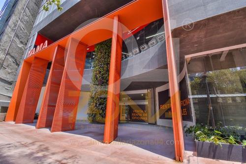 Imagen 1 de 8 de Oficina En Renta, En Centro Reforma Insurgentes 76 M2