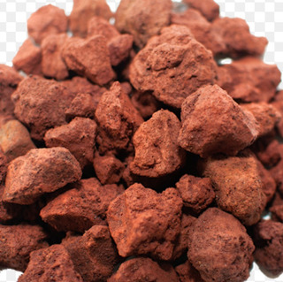 Tezontle Mediano Rojo - Costal Grande 28 - 32kg - Remate!