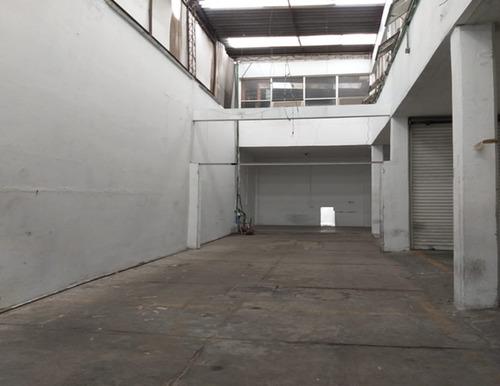 Imagen 1 de 14 de Bodega Nave Industrial En Venta, Miguel Hidalgo, Ciudad De México