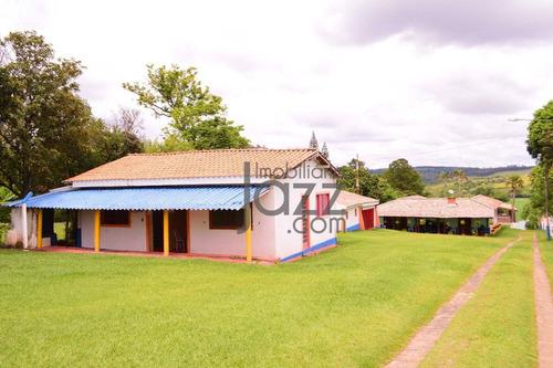 Chácara Com 3 Dormitórios À Venda, 7000 M² Por R$ 2.800.000 - Chácaras De Recreio Represa - Nova Odessa/sp - Ch0122
