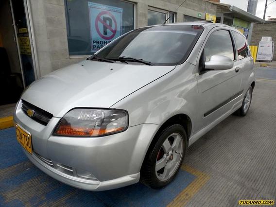 Chevrolet Aveo Gti Limited