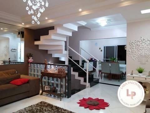 Casa Com 3 Dormitórios À Venda, 162 M²  Jardim Caxambu - Jundiaí/sp - Ca0235