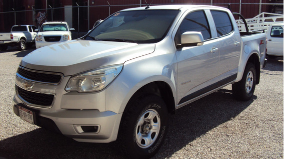 Chevrolet Colorado 2013 4 Puertas