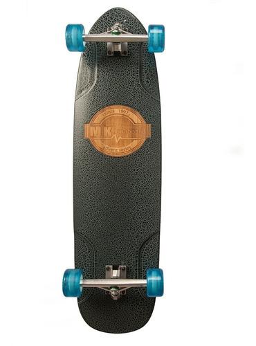 Imagen 1 de 5 de Skate Super Cruizer Bamboo Fibra Mk Iggy Envio Gratis