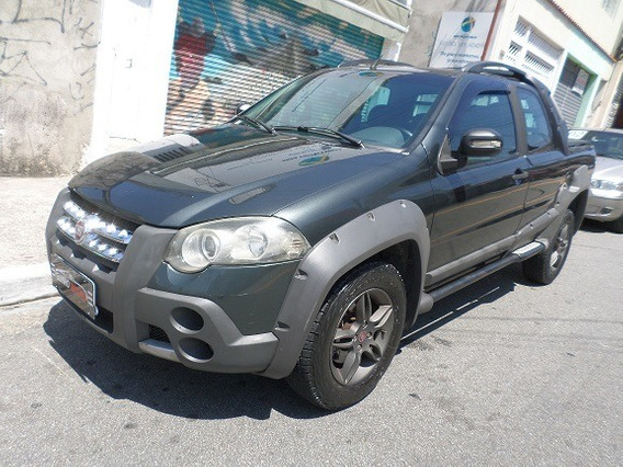 Fiat Strada 1.8 Adventure Cd Completo Flex 2010