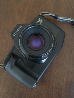 Canon Eos 650 - Canon Ef 50mm 1.8 Ii Reflex Analógica 35mm