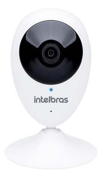 Câmera De Segurança Intelbras Wifi Hd Mibo Ic3