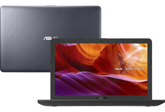 Notebook Asus X543ua-go2197t I3 4gb 1tb 15,6 Windows 10