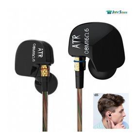 Fone Kz Atr In-ear Celular, Retorno De Palco, Pronta Entrega