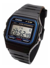 Lote 5 Relojes Casio F91w Precio Mayoreo Original