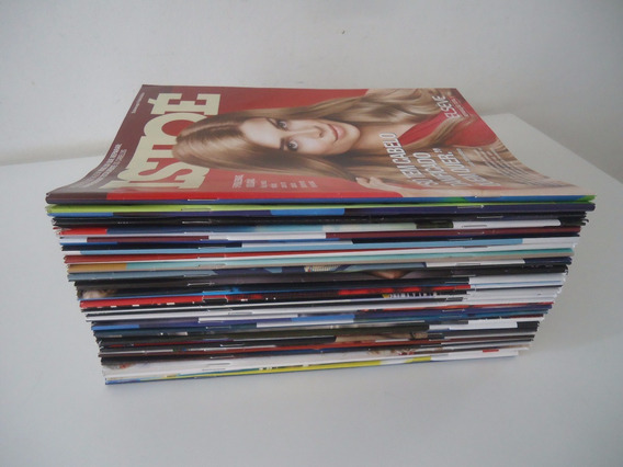 Revista Isto É Ano 2010 - Preço Por Revista
