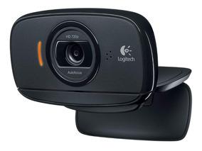Webcam Logitech C525 Hd 720p Rotação 360 Graus