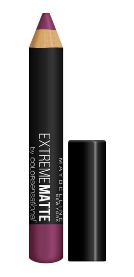 Batom Lápis Extreme Matte Maybelline - 170 Surra De Carão!