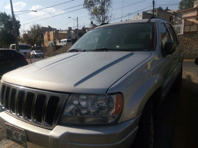 Jeep Grand Cherokee 5p Limited 4x2 V8 Aut 2004