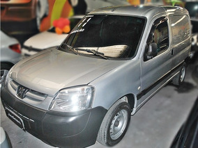 Peugeot Partner 1.6 Furgão 16v Gasolina 3p Manual