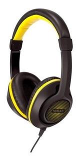 Auricular Noblex On Ear Hp99scn Sport Citrus