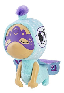 Peluche Hanazuki Little - Dreamer Plush (peacock)