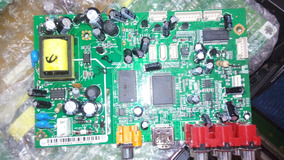Placa Do Dvd Toshiba Sd8072 Placa Única