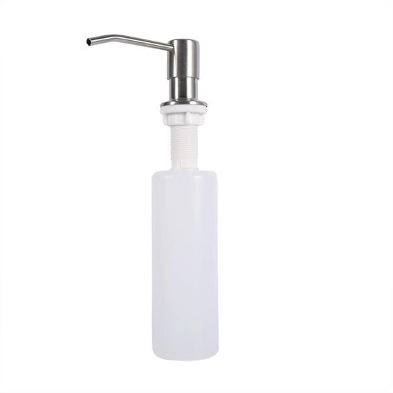 Dispenser Dosador Inox Para Detergente