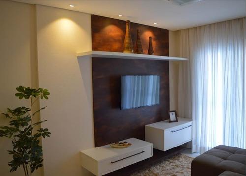 Apartamento - Venda - Guilhermina - Praia Grande - Gf14