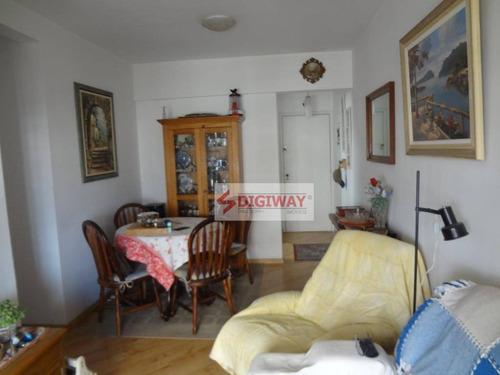 Imagem 1 de 30 de Apartamento Com 2 Dormitórios À Venda, 62 M² Por R$ 490.000,00 - Vila Monumento - São Paulo/sp - Ap1685