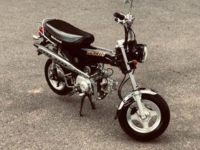 Motomel Dax 110 // Impecable // Permuto // Financio