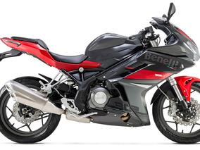 Benelli Bn 302 R Sport 35hp Metzeler (ninja 300, Yamaha R3)