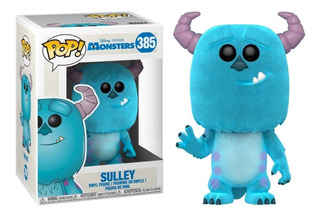 Funko Pop #385 Monsters Inc - Sulley Cuotas