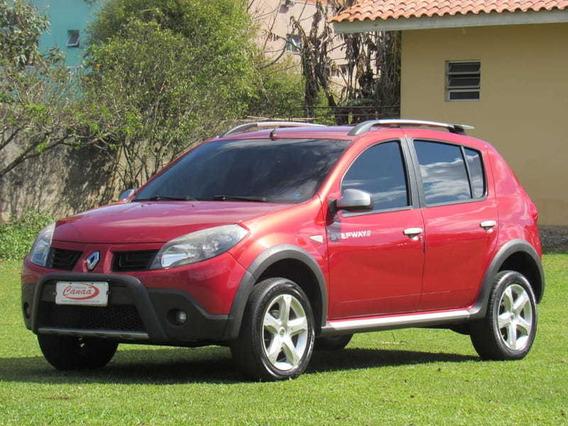 Renault Sandero 1.6 Stepway 16v Flex 4p Entr + 48x791,