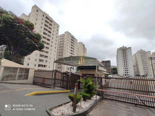 Apartamento No Condomínio Residencial Das Américas, 2 Dormitórios, 1 Vaga, Bom Clima. - Ap16056