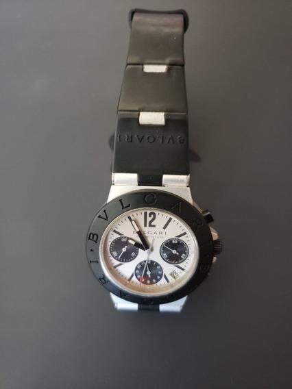 Relógio Bvlgari Original - Al38a Original
